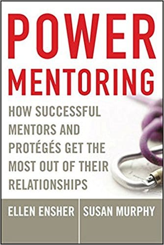 Power Mentoring by Ellen Ensher and Susan Murphy