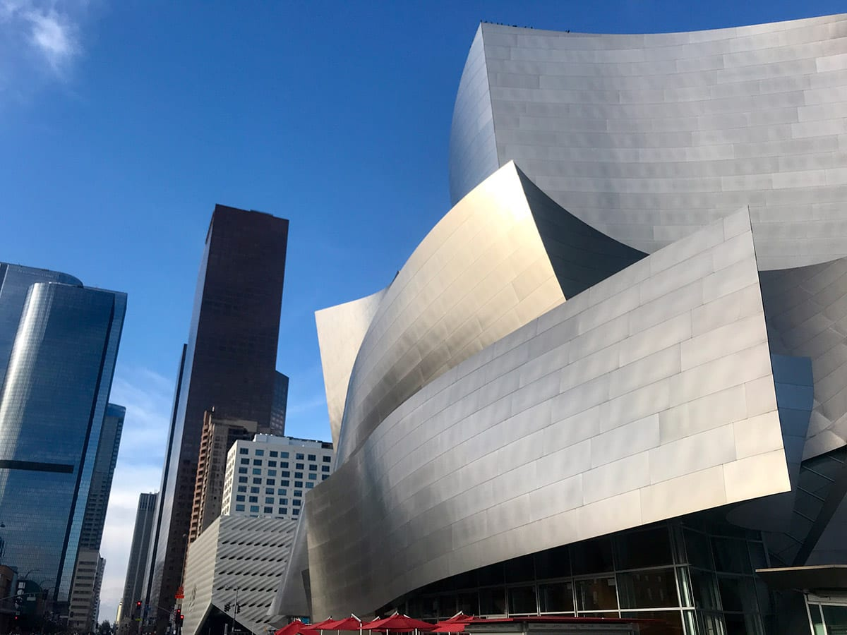 Walt Disney Concert Hall Exercise Compensation and Benefits for Students